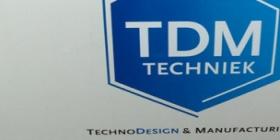 TDM Techniek branding